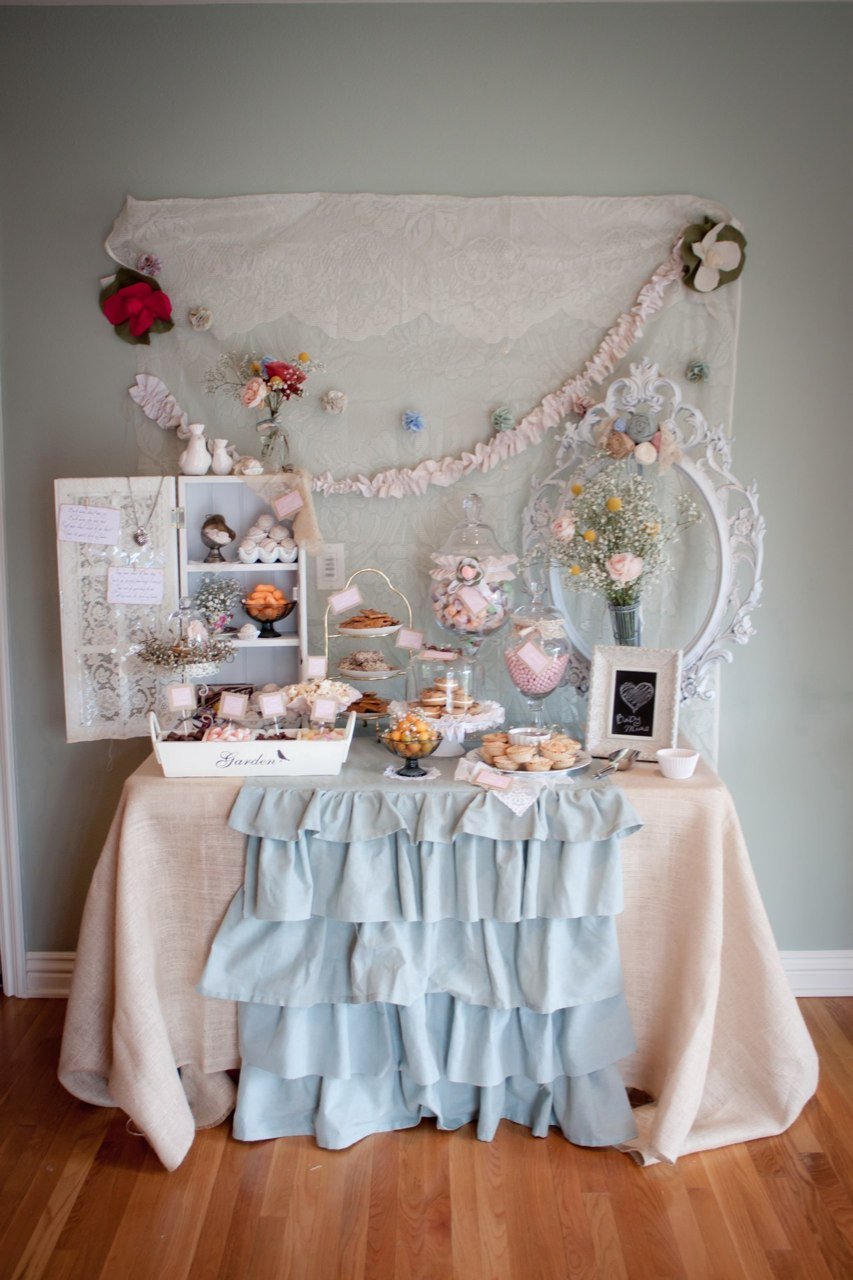 Anthropologie Table-32